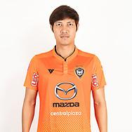 THAILAND - JUNE 25: Chalermpong Kerdkaew #4 of Nakhonratchasrima Mazda FC on June 25, 2019.<br /> .<br /> .<br /> .<br /> (Photo by: Naratip Golf Srisupab/SEALs Sports Images/MB Media Solutions)