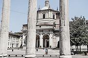 Milan , Colonne di San Lorenzo