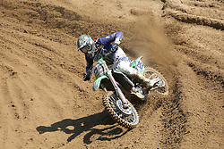 June 17, 2018 - Ottobiano, Lombardia, Italy - Desalle Clement of Monster Energy Kawasaki Racing Team during the Fiat Professional MXGP of Lombardia race at Ottobiano Motorsport circuit on June 17, 2018 in Ottobiano (PV), Italy. (Credit Image: © Massimiliano Ferraro/NurPhoto via ZUMA Press)