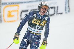 Vinatzer Alex (ITA) during the Audi FIS Alpine Ski World Cup Men's  Slalom at 60th Vitranc Cup 2021 on March 14, 2021 in Podkoren, Kranjska Gora, Slovenia Photo by Grega Valancic / Sportida
