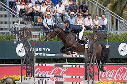 Philippaerts Nicola, (BEL), H&M Forever D'Arco Ter Linden<br /> Furusiyya FEI Nations Cup Jumping Final - Barcelona 2016<br /> © Hippo Foto - Dirk Caremans<br /> 25/09/16