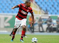20111009: RJ, BRAZIL -  Football match between Flamengo and Fluminense at Engenhao stadium in Rio de Janeiro. In picture Renato Abreu<br /> PHOTO: CITYFILES