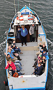 Des Lavelle has been a boatman to Skelligs Rock for over 40 years leaving from Valentia island carrying passengers the 12km to the eorld heritage monastic site.Picture by Don MacMonagle