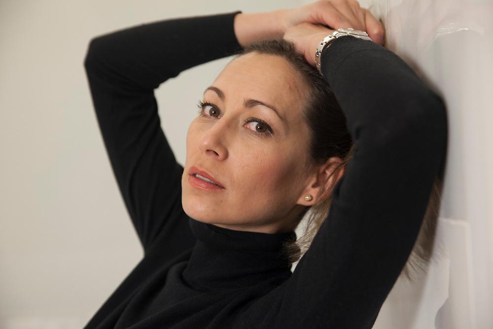 Photo: MIGUEL PEREIRA<br /> Model: MÓNICA CALZADA