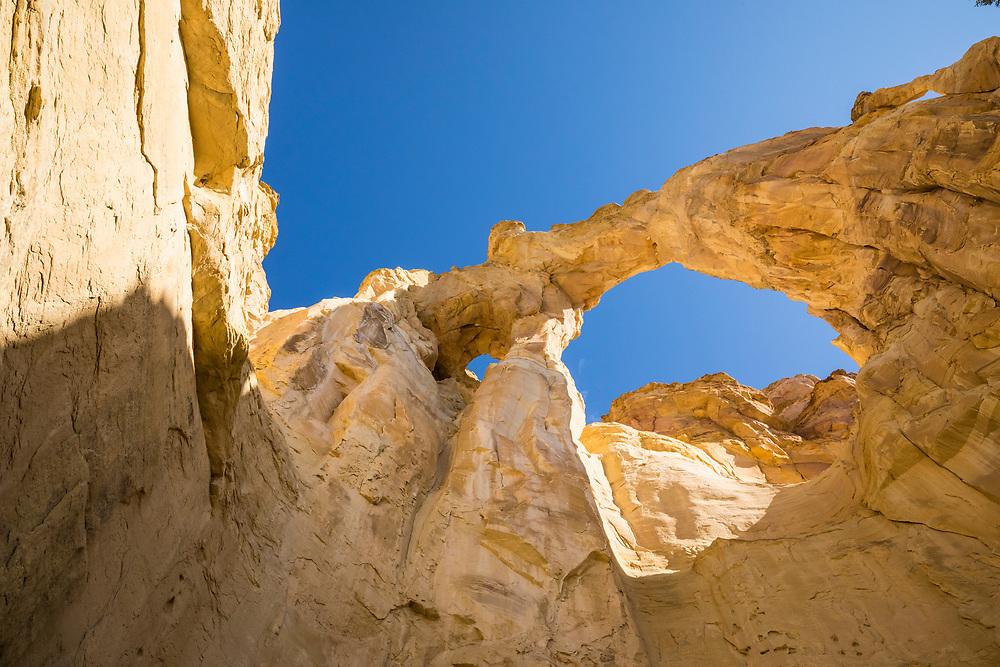 Grosvenor Arch, Grand Starircase-Escalante National Monument, Utah, USA.