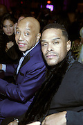 January 30, 2017-New York, New York-United States: (L-R) Media Mogul Russell Simmons (Honoree) and Recording Artist Maxwell attend the National Cares Mentoring Movement 'For the Love of Our Children Gala' held at Cipriani 42nd Street on January 30, 2017 in New York City. The National CARES Mentoring Movement seeks to dispel that notion by providing young people with role models who will play an active role in helping to shape their development.(Terrence Jennings/terrencejennings.com)