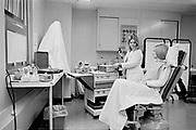 """Y-750130A-01. """"Emanuel Hospital. GI Lab. January 30, 1975"""" (Gastrointestinal lab)"""
