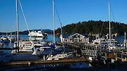 Friday Harbor, San Juan Islands, Washington State