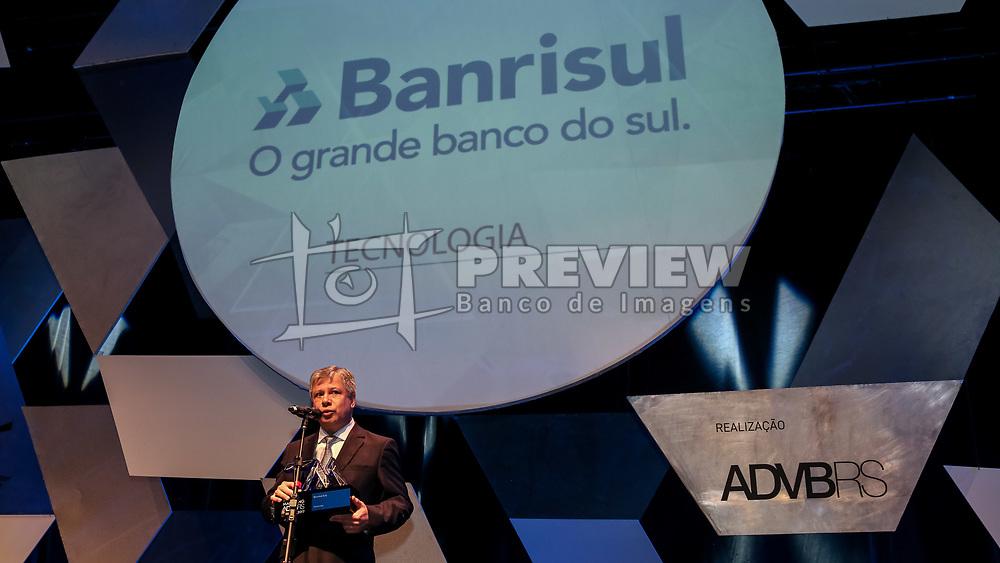 Top de Marketing ADVB 2017 ocorrido no teatro Bourbon Country. LUIZ GONZAGA VERAS MOTA, PRESIDENTE DO BANRISULFOTO: Marcos Nagelstein/Agência Preview