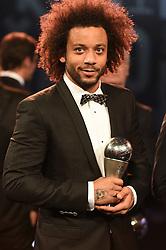 January 10, 2017 - Zuerich, GR, Schweiz - Zuerich, 09.01.2017, Fussball - The Best FIFA Football Awards 2016, Marcello an den Best FIFA Football Award. (Credit Image: © Melanie Duchene/EQ Images via ZUMA Press)