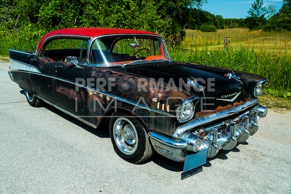 1957 Chevrolet Bel Air 4 Door Hard top