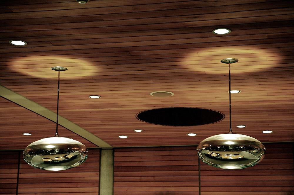 Still life of interior lights