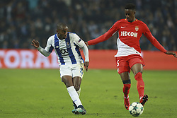 December 6, 2017 - Na - Porto, 06/12/2017 - Football Club of Porto received, this evening, AS Monaco FC in the match of the 6th Match of Group G, Champions League 2017/18, in Estádio do Dragão. Ricardo Pereira; Jemerson  (Credit Image: © Atlantico Press via ZUMA Wire)