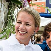 NLD/Amsterdam/20150604 - Amsterdam Diner 2016, Prinses Mabel Wisse Smit