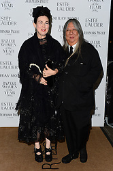 John Rocha and Odette Rocha bei den Harper's Bazaar Women of the Year Awards 2016 in London / 311016<br /> <br /> *** Harper's Bazaar Women of the Year Awards 2016 in London on October 31, 2016 ***