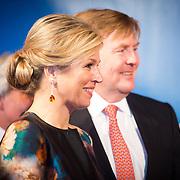 NLD/Leeuwarden/20180127 - Alexander en Maxima openen Leeuwarden-Fryslân 2018, Koning Willem Alexander en Koningin Maxima