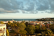 Late-day light at Palmas del Mar in Humacao.