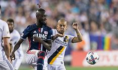 New England Revolution vs LA Galaxy - 23 July 2017