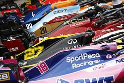 May 26, 2019 - Monte Carlo, Monaco - Motorsports: FIA Formula One World Championship 2019, Grand Prix of Monaco, ..Parc ferme  (Credit Image: © Hoch Zwei via ZUMA Wire)