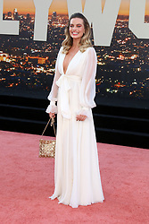 July 22, 2019 - Los Angeles, CA, USA - LOS ANGELES - JUL 22:  Margot Robbie at the ''Once Upon a Time in Hollywood'' Premiere at the TCL Chinese Theater IMAX on July 22, 2019 in Los Angeles, CA (Credit Image: © Kay Blake/ZUMA Wire)