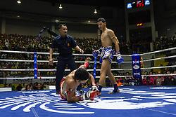 Muay Thai - Lumpinee Stadium, King's Birthday Show, December 2014