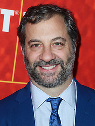 BEVERLY HILLS, LOS ANGELES, CA, USA - OCTOBER 18: amfAR Gala Los Angeles 2018 held at the Wallis Annenberg Center for the Performing Arts on October 18, 2018 in Beverly Hills, Los Angeles, California, United States. 18 Oct 2018 Pictured: Judd Apatow. Photo credit: Xavier Collin/Image Press Agency/MEGA TheMegaAgency.com +1 888 505 6342
