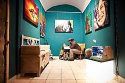 Bari, artista
