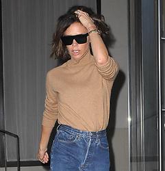Victoria Beckham is seen in New York City.