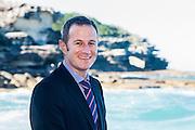 Gecko Recruitment Portrait, Tamarama Beach, Sydney.