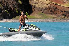 Mark Zuckerberg takes to the high seas in Hawaii - 19 July 2020