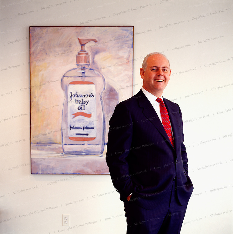 Chairman of the Board and Chief Executive Officer of Johnson & Johnson, pharmaceutical, medical and consumer products.
