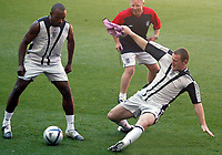 England Training Session - Estadio de Luz, Lisbon - 20th June 2004<br />