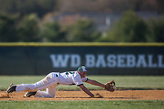 Pitman High School Baseball at West Deptford High School