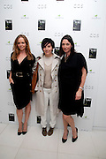 STELLA MCCARTNEY; MARY MCCARTNEY; SHARLEEN SPITERI Told, The Art of Story by Simon Aboud. Published by Booth-Clibborn editions. Book launch party, <br /> St Martins Lane Hotel, 45 St Martins Lane, London WC2. 8 June 2009