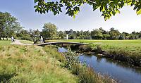 MOLENSCHOT - Hole 18 , (Rood 9).  Golfclub Princenbosch. Copyright Koen Suyk