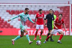 Matt Grimes of Swansea City - Mandatory by-line: Nick Browning/JMP - 29/11/2020 - FOOTBALL - The City Ground - Nottingham, England - Nottingham Forest v Swansea City - Sky Bet Championship