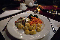 Traditional Meal in Krakow Poland