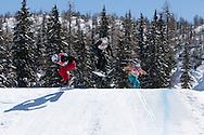 18/03/2011 Valmalenco (SO) : Snowboard FIS World cup 2011