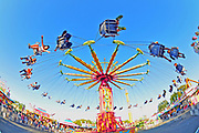 500px Photo ID: 4398453 - the swing ride at the county fair