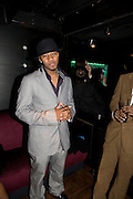 MARLON WALLEN, INTO THE HOODS - a hip hop dance musical -opening  at the Novello Theatre on The Aldwych. After- party at TAMARAI at 167 Drury Lane, London. 27 March 2008.   *** Local Caption *** -DO NOT ARCHIVE-© Copyright Photograph by Dafydd Jones. 248 Clapham Rd. London SW9 0PZ. Tel 0207 820 0771. www.dafjones.com.