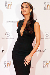 60717946  <br /> Victoria Beckham at the Bambi Awards 2013 at Stage Theatre in Berlin, Germany, Thursday, 14th November 2013. Picture by imago / i-Images<br /> UK ONLY