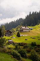 Golzern, Switzerland - the church.