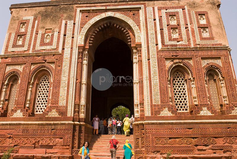 Qutab Minar-Nueva Delhi-India ©Antonio Real Hurtado / PILAR REVILLA