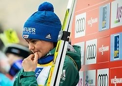 Carina Vogt of Germany during Team Competition at Day 2 of World Cup Ski Jumping Ladies Ljubno 2019, on February 9, 2019 in Ljubno ob Savinji, Slovenia. Photo by Matic Ritonja / Sportida