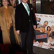 Premiere Shouf Shouf Habibi, Mike Dobbinga