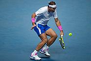 13-11-2019. Nitto ATP Finals Tennis 131119