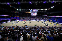 Jumping arena<br /> Longines FEI World Cup Jumping Final III, Omaha 2017 <br /> © Hippo Foto - Dirk Caremans<br /> 02/04/2017
