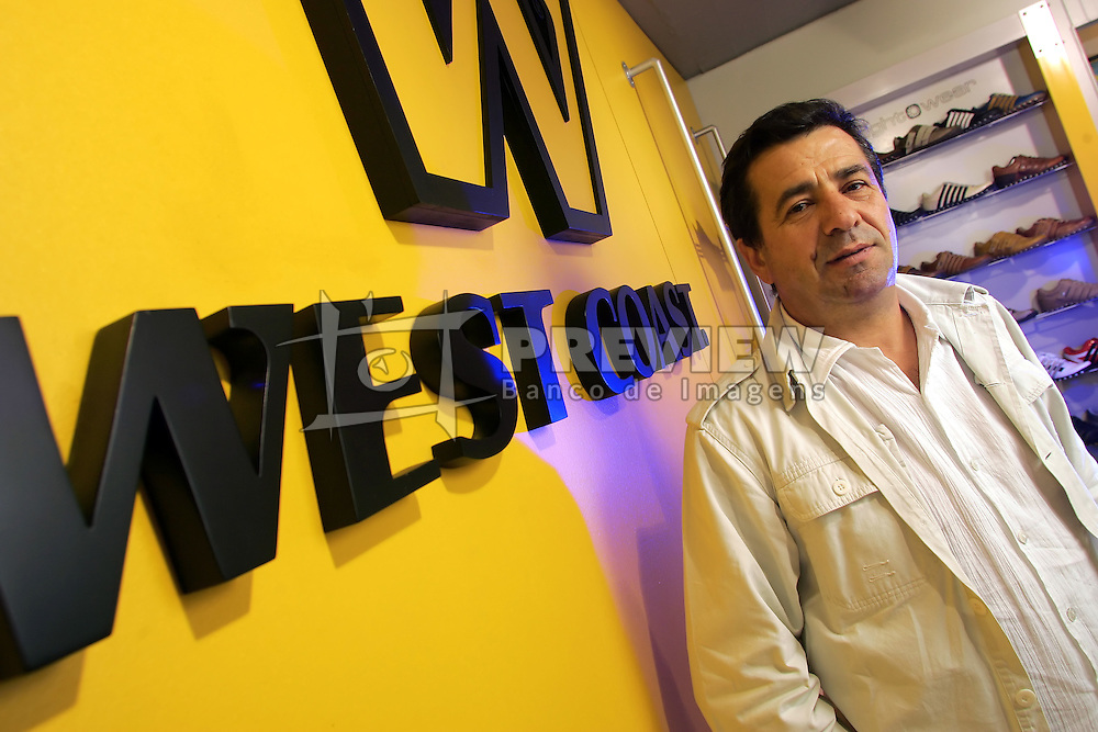 O presidente da WEST COAST, Paulo Schefer em sua fabrica no municipio de Ivoti a cerca de 100Km de Porto Alegre, no Rio Grande do Sul. FOTO: Jefferson Bernardes/Preview.com
