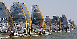 08_001696 © Sander van der Borch. Medemblik - The Netherlands,  May 22th 2008 . Second day of the Delta Lloyd Regatta 2008.