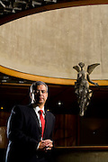 Belo Horizonte_MG, Brasil...Retrato de Darcton Policarpo Damiao, diretor de Pesquisa e Inovacao da Usiminas...The Darcton Policarpo Damiao portrait, He is the research and innovation director of Usiminas...Foto: LEO DRUMOND / NITRO.